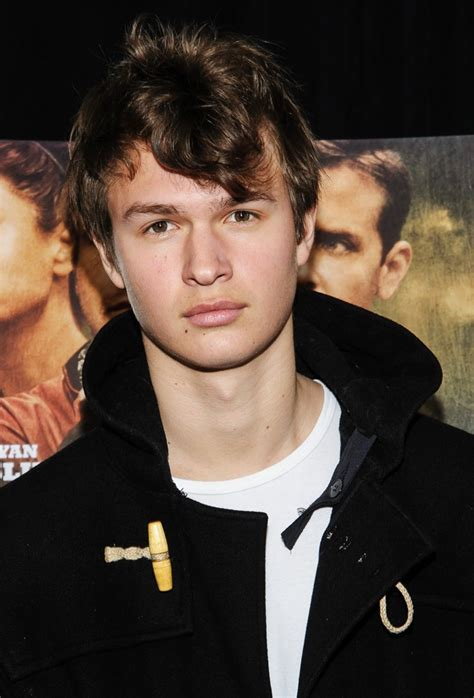 ansel elgort ansel elgort picture 11 york premiere of the place