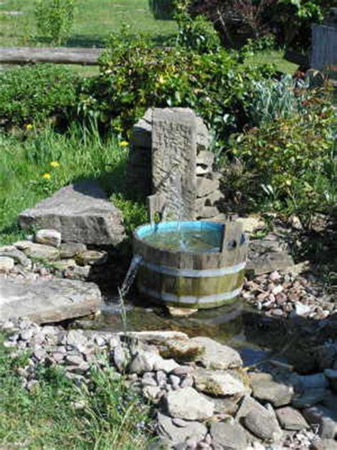 Künstlicher Wasserfall Selber Bauen 2246 by Erfahrungen Mit Unserem Bachlauf