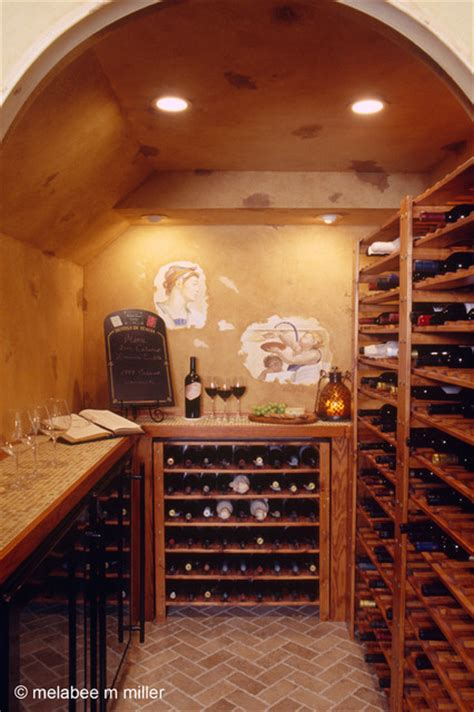 Remodeling Small Bathrooms Ideas walk in wine cellar for a small space mediterranean