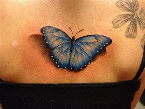 tattoo butterfly with shadow butterfly ribbon tattoos design idea for men and women