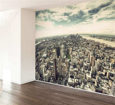 nyc wall murals hd new york city wall mural decal