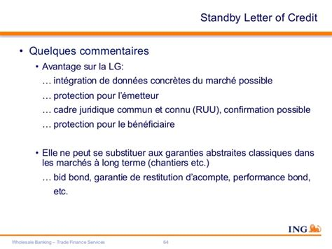 Standby Letter Of Credit Trade Finance S 233 Curiser Vos Exportations Au Moyen Du Cr 233 Dit Documentaire Par Olivie