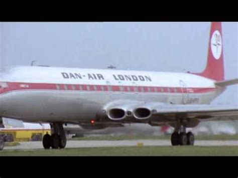 4 Dan Air dan air comet 4c a few