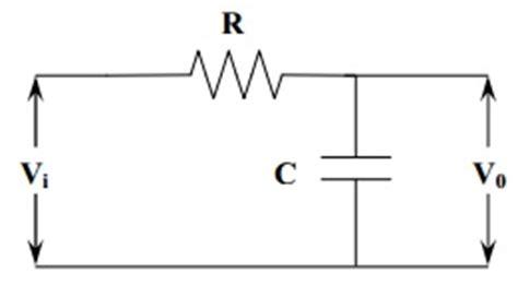 simple rc integrator circuit theory