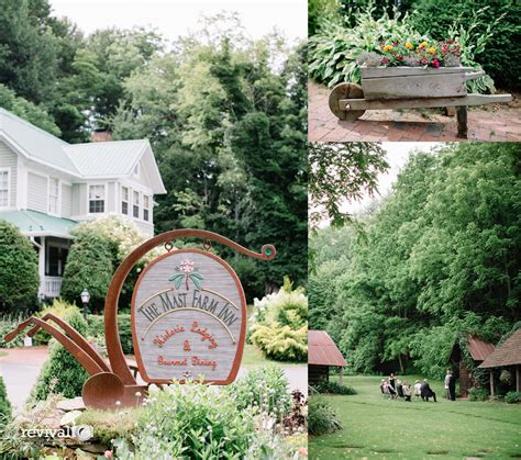 valle crucis bed and breakfast allison wilson an intimate b b ceremony in valle