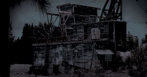 Skeleton Creek Phantom Room this is the dredge that had previously forged the town of