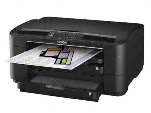 Printer A3 Epson Workforce Wf 7011 printer epson workforce wf 7011