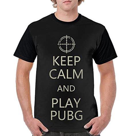 pubg merch yumicoo keep calm and play pubg men s t shirt pubg