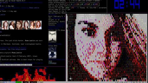 unix console linux console screenshot by laabiyad on deviantart