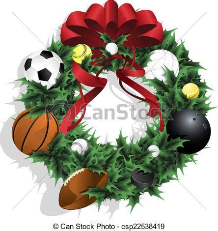 weihnachten sport clipart 24