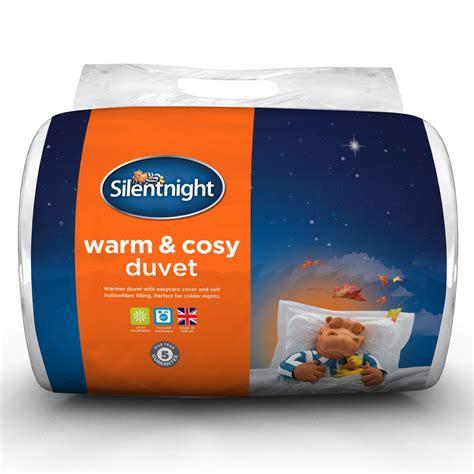 7 5 Tog Duvet King Size Silentnight Warm And Cosy Duvet Ebay