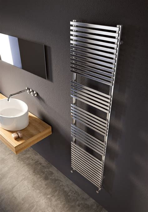 radiatori scaldasalviette per bagno termoarredo elettrico per bagno con elementi rettangolari
