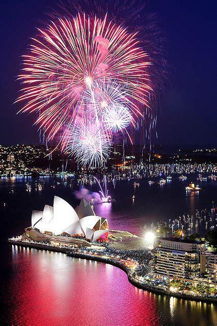world heritage sites happy  year   sydney opera house