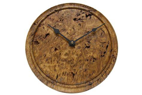 wooden wall clock oak root 3 wooden wall clock rustic kitchen wall clock