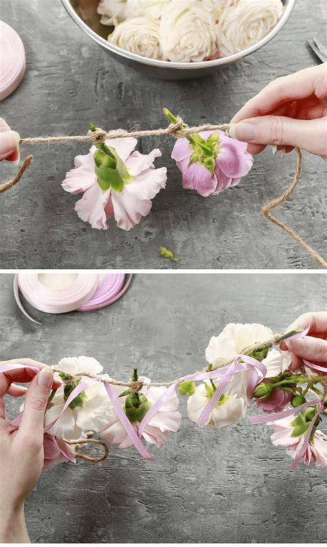 Hochzeitsdeko Selber Machen by Hochzeitsdeko Selber Machen 5 Einfache Blumendeko Ideen