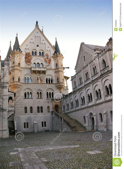 di neuschwanstein interno di neuschwanstein immagine stock immagine 1536381