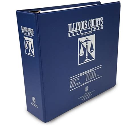 Illinois Court Of Claims Search Illinois Courts Rule Book Bulletin Publishing Company