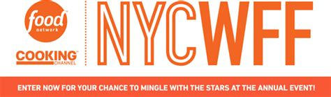 Food Channel Sweepstakes - foodnetwork com nycwffsweeps new york city wine food festival sweepstakes