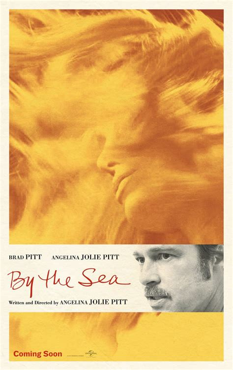 By The Sea 2015 Plot Summary Imdb | new by the sea trailer images and poster the