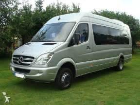 Mercedes Minibus Used Mercedes Sprinter Minibus 519 Cdi 5 N 176 285392