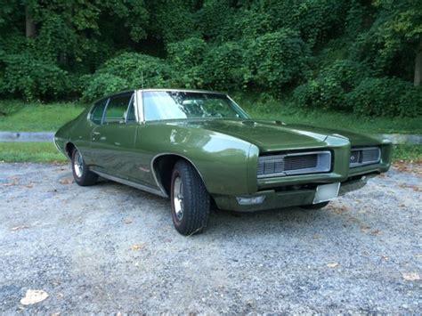 car owners manuals for sale 1968 pontiac gto head up display pontiac gto coupe 1968 verdoro green for sale 242378p309085 1968 pontiac gto 2d htc