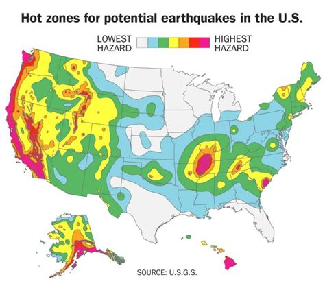 earthquake zone 2 is the u s overdue for a catastrophic earthquake these