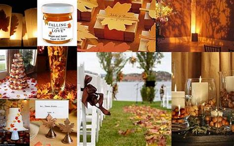 fall leaves wedding decorations fall leaves wedding decorations images