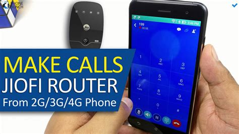 make phone calls how to use jio 4g on any 2g 3g smartphone with jiofi 2 router and jiojoin app