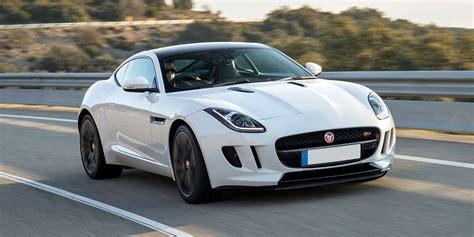 buy jaguar f type coupe jaguar f type coupe review deals carwow