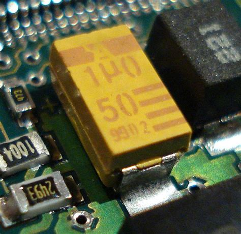 tantalum capacitor for audio capacitors made easy the hackaday way hackaday