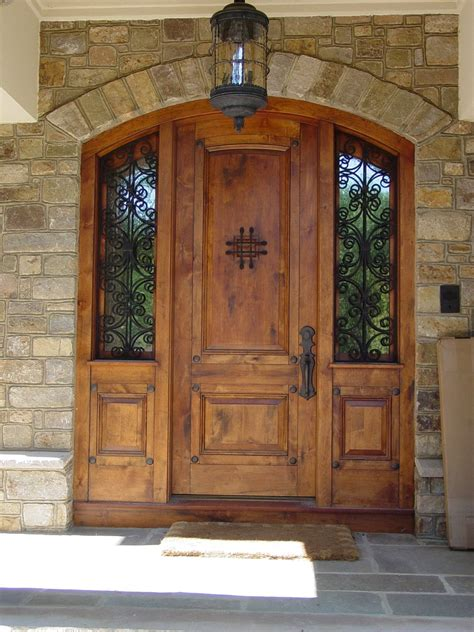 Custom Exterior Door Building Entrance Design Design Build Buildings