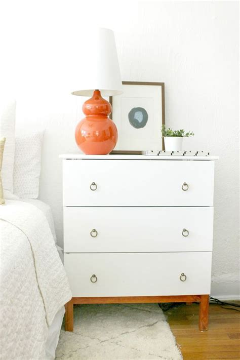 the nightstand is a mini ikea hack of the trysil dresser 35 easy and simple ikea tarva dresser hacks home design