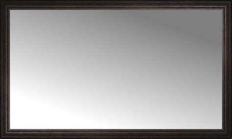 48 X 60 Poster Frame by 60 Quot X 36 Quot Tuscany Embossed Custom Framed Mirror