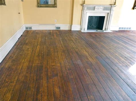 how to scrape wood floors house