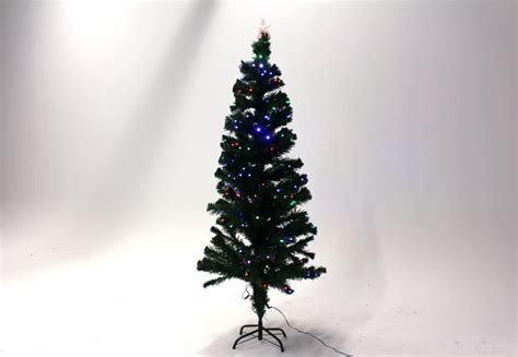 led and fibre optic trees grabone nz
