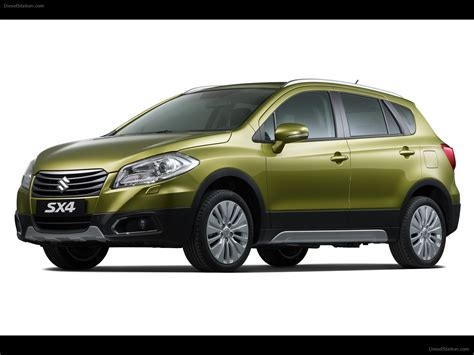 Suzuki Car Pictures Suzuki Sx4 Crossover 2014 Car Pictures 12 Of 132