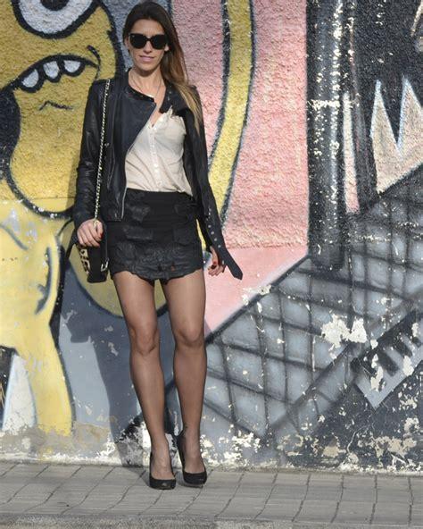 Zara Look Mini By Mealaaa zara mini skirt