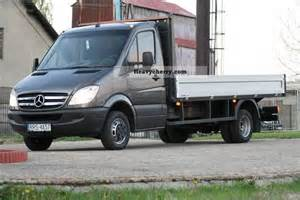 Mercedes Truck 2010 Mercedes Sprinter 519 Cdi V6 2010 Other Vans Trucks