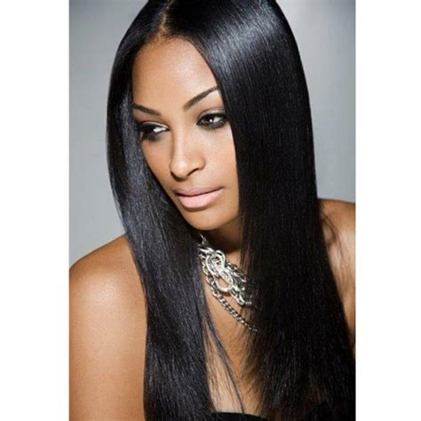 1b haircuts front lace wig for black women human hair silky straight