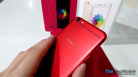 Hp Oppo C1 impression oppo r9s edition it s