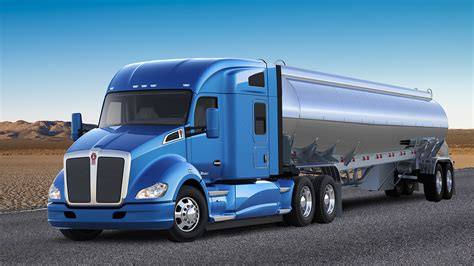 trucking companies with kenworth w900 kenworth launches w900 spin off improves efficiency of