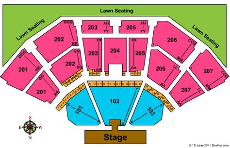 aaron s lakewood hitheatre seating chart toby keith concert tickets