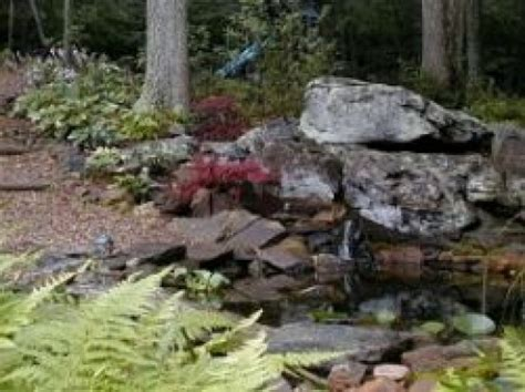 designing a rock garden landscaping with rocks and