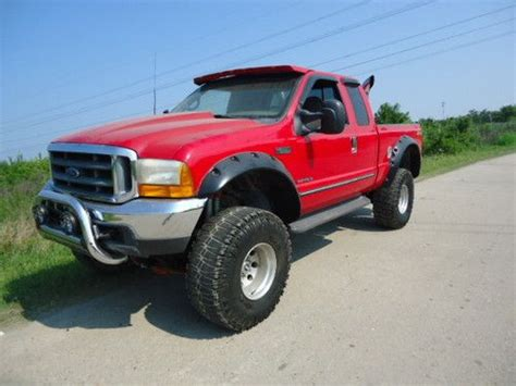 2000 Ford F250 Diesel by Sell Used 2000 Ford F250 Duty Diesel 4x4 In