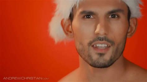 onbres des nudos feliz navidad