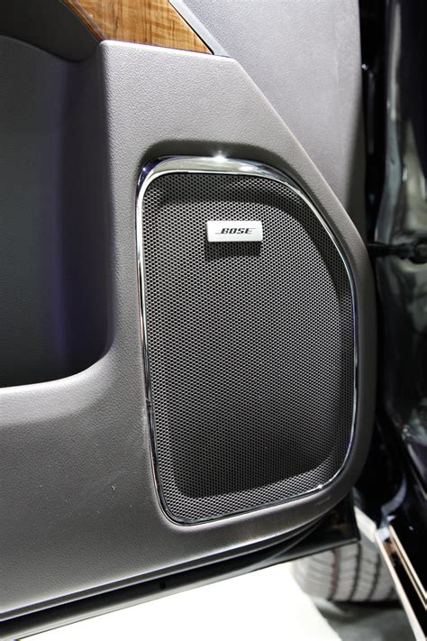 Speaker Gmc New 2014 gmc bose speakers photo 94