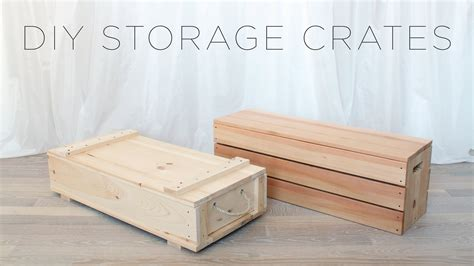 diy crate diy wood crates