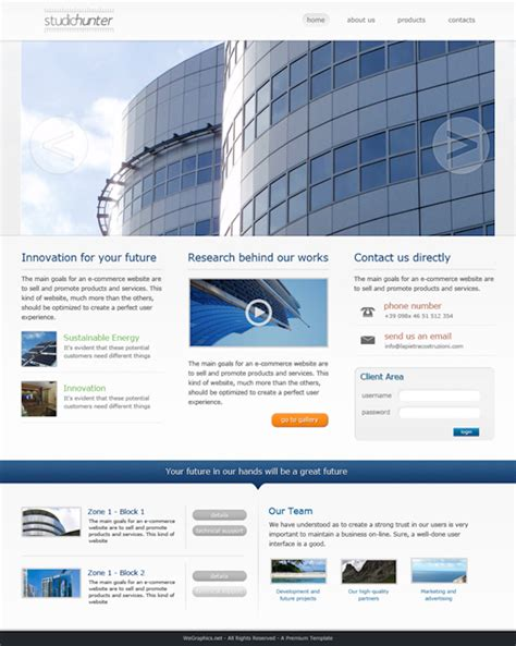 tutorial layout website with css 12 top psd to html css tutorials
