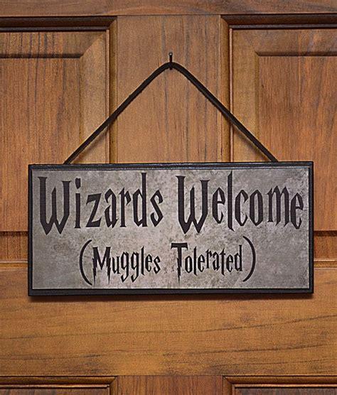 Bedroom Door Sign Maker Magical Decorating Ideas For Harry Potter Fans