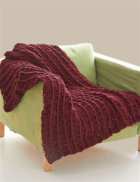 bernat afghan knitting patterns bricks crochet afghan pattern stitch and unwind